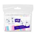 Bella, patyczki higieniczne, 100 szt. (folia)