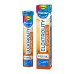 Plusssz Elektrolity Sport 100% Complex, tabletki musujące, 24 szt.