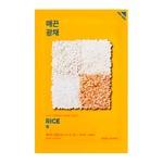 Holika Holika Pure Essence Mask Sheet - Rice, maseczka na bawełnianej płachcie z ekstraktem z ryżu, 20ml