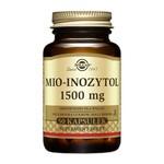 Solgar Mio-Inozytol 1500 mg, kapsułki, 50 szt.