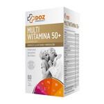 DOZ PRODUCT Multiwitamina 50+, tabletki powlekane, 60 szt.