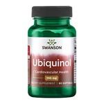 Ubiquinol, 100 mg, kapsułki, 60 szt.
