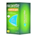 Nicorette FreshFruit Gum, 4 mg, guma do żucia, 105 szt.