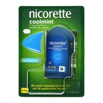 Nicorette Coolmint, 4 mg, tabletki do ssania, 20 szt.