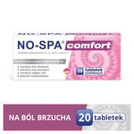 No-Spa Comfort, 40 mg, tabletki powlekane, 20 szt.