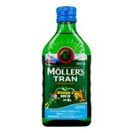 Mollers Tran Norweski, aromat owocowy, 250 ml