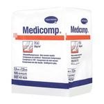 Kompresy włókniste niejałowe Medicomp, 4 warstwowe, 7,5 cm x 7,5 cm, 100 szt.