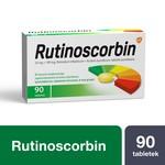 Rutinoscorbin, tabletki powlekane, 90 szt.