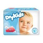 Dry Kids, pieluchomajtki, rozmiar XL+ (15 - 30 kg), 30 szt.
