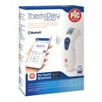 Bezdotykowy termometr na podczerwień PiC Solution ThermoDiary Head, 1 szt.