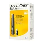 Accu-Chek FastClix, nakłuwacz + 6 lancetów