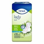 TENA Lady Slim Mini Plus Wings, specjalistyczne podpaski, 16 szt.