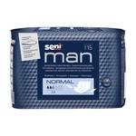 Seni Man Normal, wkłady urologiczne dla mężczyzn, 15 szt.