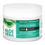 Dr Sante Aloe Vera Odbudowa, maska do włosów, intensywna regeneracja, 300 ml