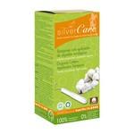 Masmi Silver Care, tampony bawełniane z aplikatorem, Super plus,14 szt.