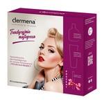 Zestaw Promocyjny Dermena Color Care, szampon, 200 ml + odżywka do włosów, 200 ml + odżywka do rzęs, 11 ml GRATIS