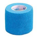 StokBan bandaż elastyczny, samoprzylepny, 4,5 m x 2,5 cm, Light Blue, 1 szt.