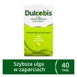 Dulcobis, 5 mg, tabletki dojelitowe, 40 szt.