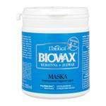 Biovax Keratyna + Jedwab, intensywnie regenerująca maseczka do włosów, 250 ml