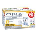 PiC Solution Insupen, igły do penów insulinowych, 31G x 5 mm, 100 szt.