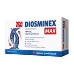 Diosminex Max, 1000 mg, tabletki powlekane, 60 szt