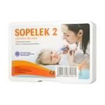Aspirator Sopelek 2, do usuwania wydzieliny z nosa, 1 szt.