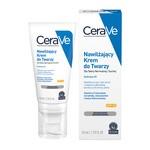 CeraVe, nawilżający krem do twarzy z ceramidami, SPF 25, 52 ml
