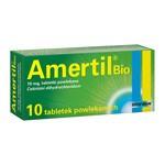 Amertil Bio, 10 mg, tabletki powlekane, 10 szt.