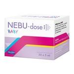 Nebu-Dose Baby, roztwór, 5 ml, 30 ampułek