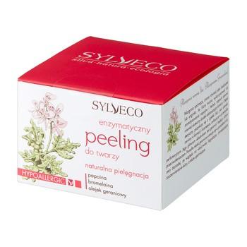 Sylveco, peeling enzymatyczny do twarzy, 75 ml