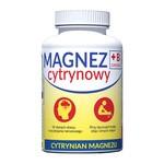 Magnez cytrynowy B Complex, tabletki, smak cytrynowy, 100 szt.