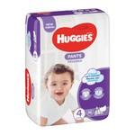 Huggies Pants 4 (9−14 kg), pieluchomajtki, 36 szt.