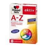 Doppelherz aktiv A-Z, tabletki, 40 szt.