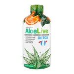 AloeLive Detox, płyn, 1000 ml