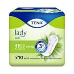 TENA Lady Slim Mini, specjalistyczne podpaski, 10 szt.