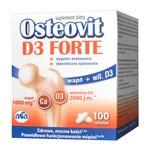 Osteovit D3 Forte, tabletki, 100 szt.