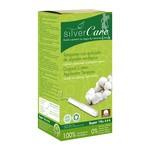 Masmi Silver Care, tampony bawełniane z aplikatorem, Super, 14 szt.