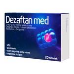 Dezaftan med, tabletki do ssania, 20 szt.
