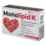 Monolipid K, kapsułki roślinne wegańskie, 30 szt.