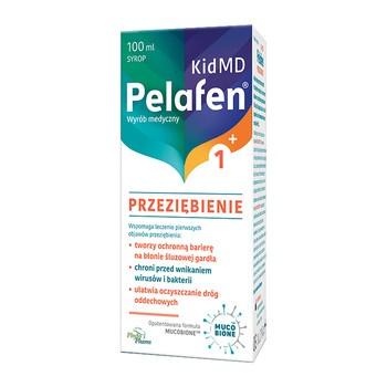 Pelafen Kid MD Przeziębienie, syrop, 100 ml