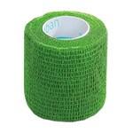 StokBan bandaż elastyczny, samoprzylepny, 4,5 m x 5 cm, Green Grass, 1 szt.