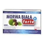 Morwa Biała Plus Forte, tabletki powlekane, 60 szt.
