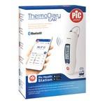 Termometr douszny na podczerwień PiC Solution ThermoDiary Ear, 1 szt.