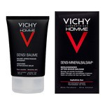 Vichy Homme Sensi Baume, kojący balsam po goleniu, skóra wrażliwa, 75 ml