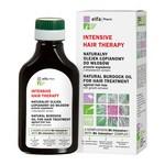 Intensive Hair Therapy, naturalny olejek łopianowy do włosów przeciw wypadaniu, 100 ml