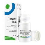 Thealoz Duo, krople do oczu, 10 ml