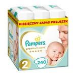 Pampers Premium Care, 2, (4-8 kg), 240 szt.