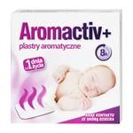 Aromactiv+, plastry, 5 szt.
