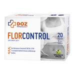 DOZ PRODUCT Florcontrol, kapsułki, 20 szt.