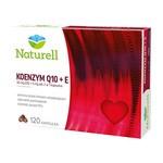 Naturell Koenzym Q10 + E, kapsułki, 120 szt.